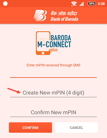How To Activate Bank of Baroda M Connect Plus Through ATM