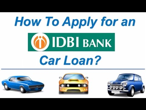 idbi-bank-car-loan