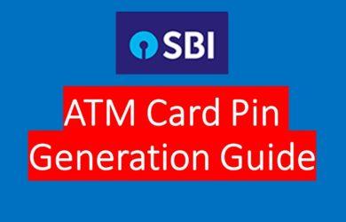 sbi-atm-pin-generation