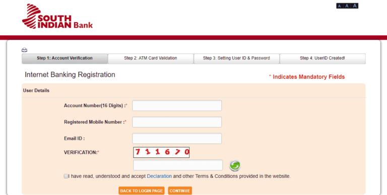 South-Indian-Net-Banking-login