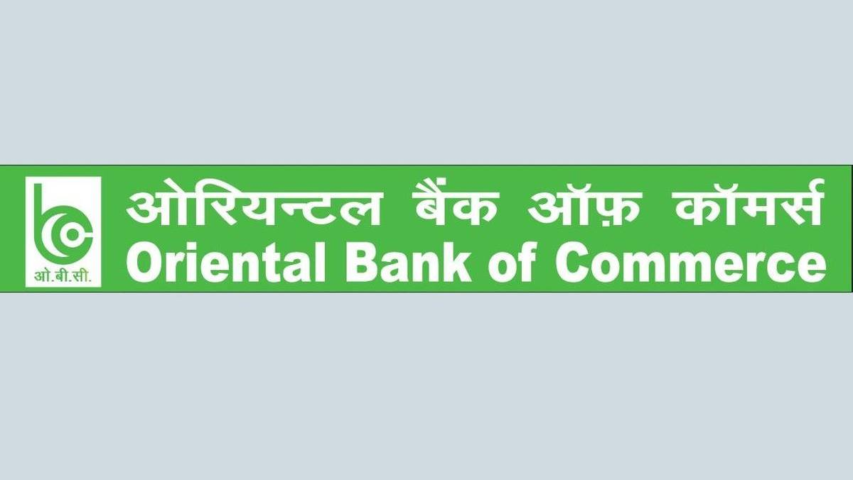oriental bank of commerce netbanking