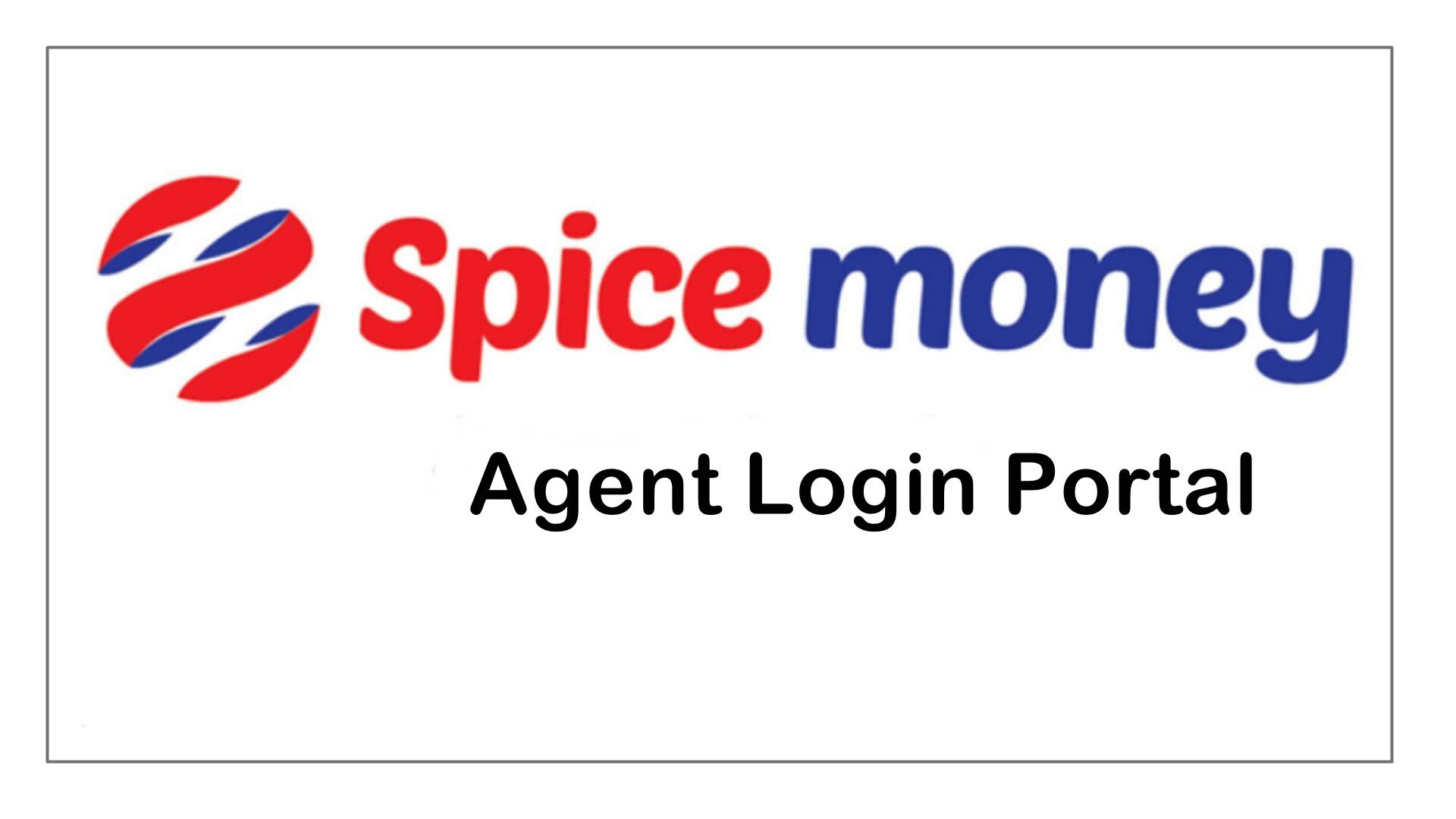 spice money agent login
