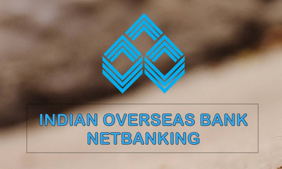 iob net banking