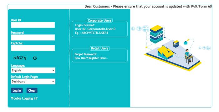 vijaya bank netbanking login